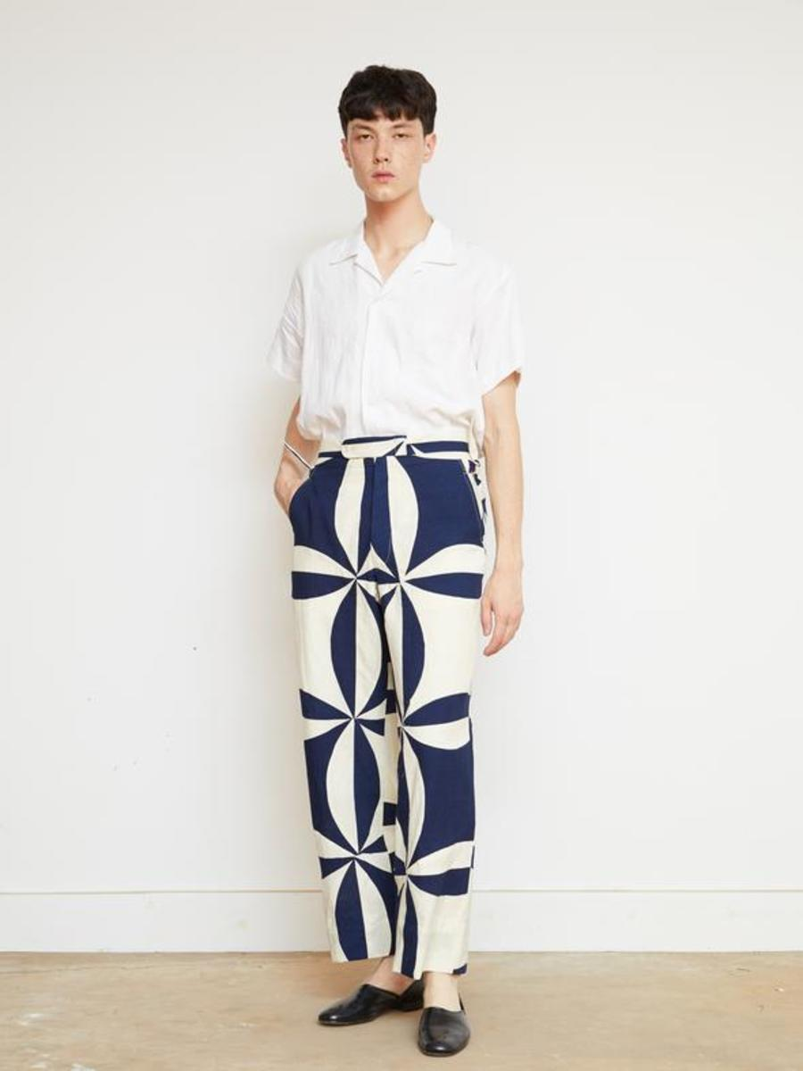 Bode Swirl Trouser, $540, available here.