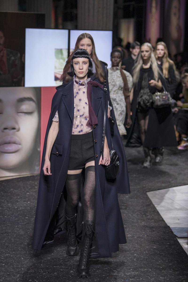 f5ca38d7c97f See Every Look From Miu Miu s Fall 2019 Collection - Fashionista