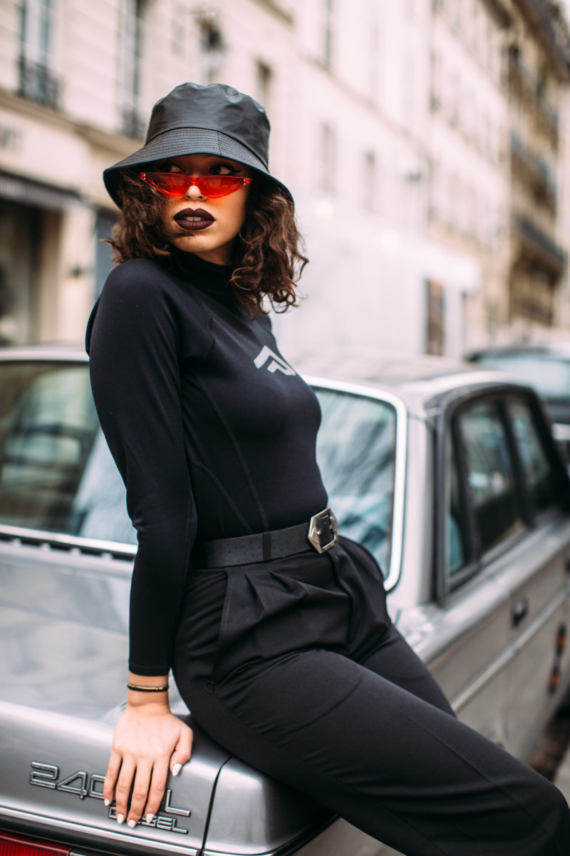 a892f41c88f43 The 112 Best Street Style Beauty Looks From Fall 2019 Fashion Month ...