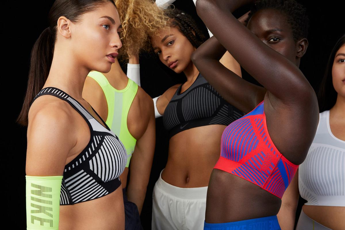 Nike Women's Fe/Nom Flyknit Bra. Photo: Courtesy of Nike