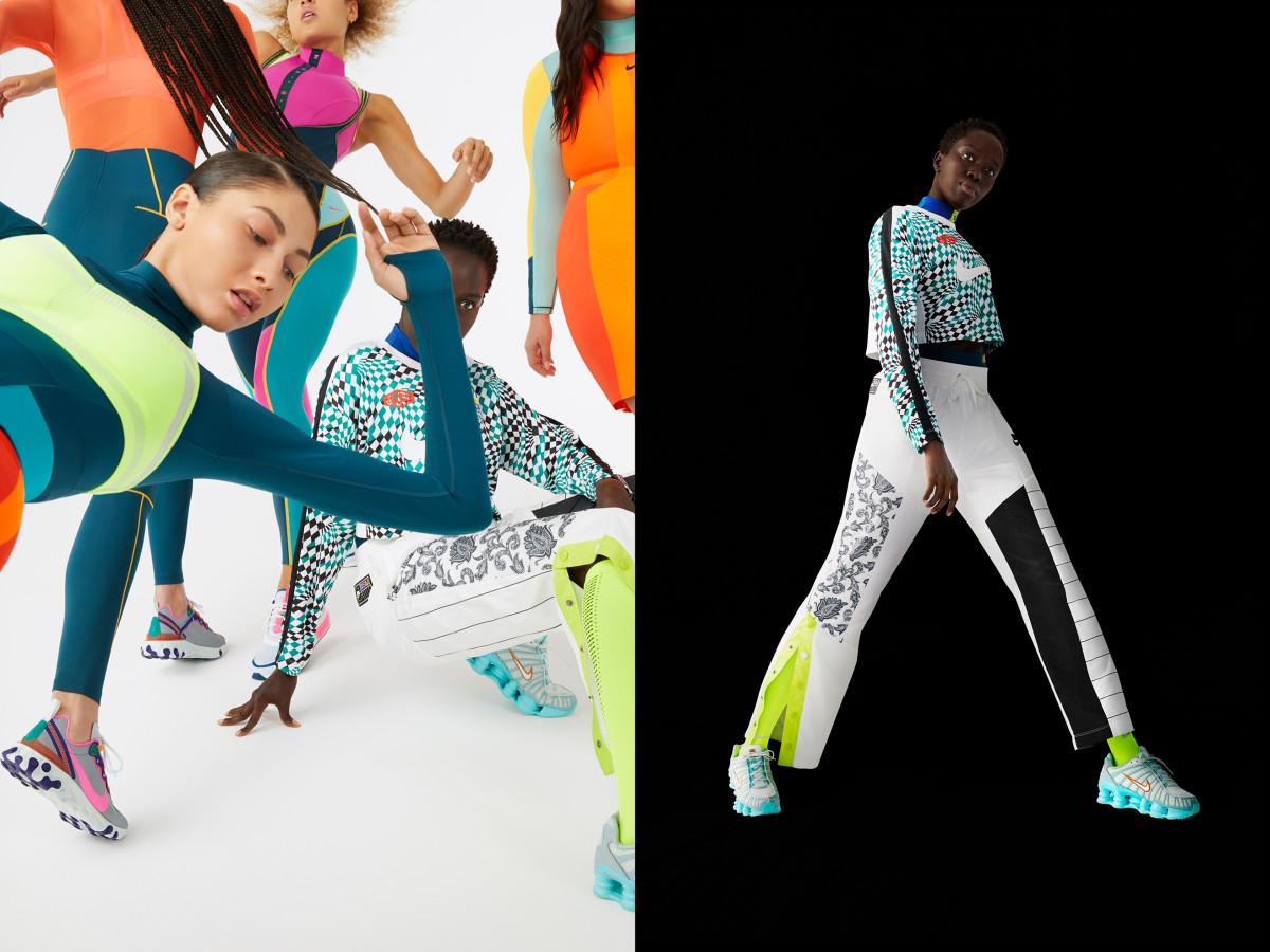 Nike Women's apparel. Photo: Courtesy of Nike