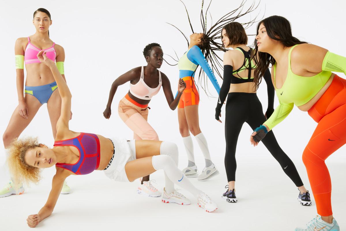 Nike Women's footwear. Photo: Courtesy of Nike