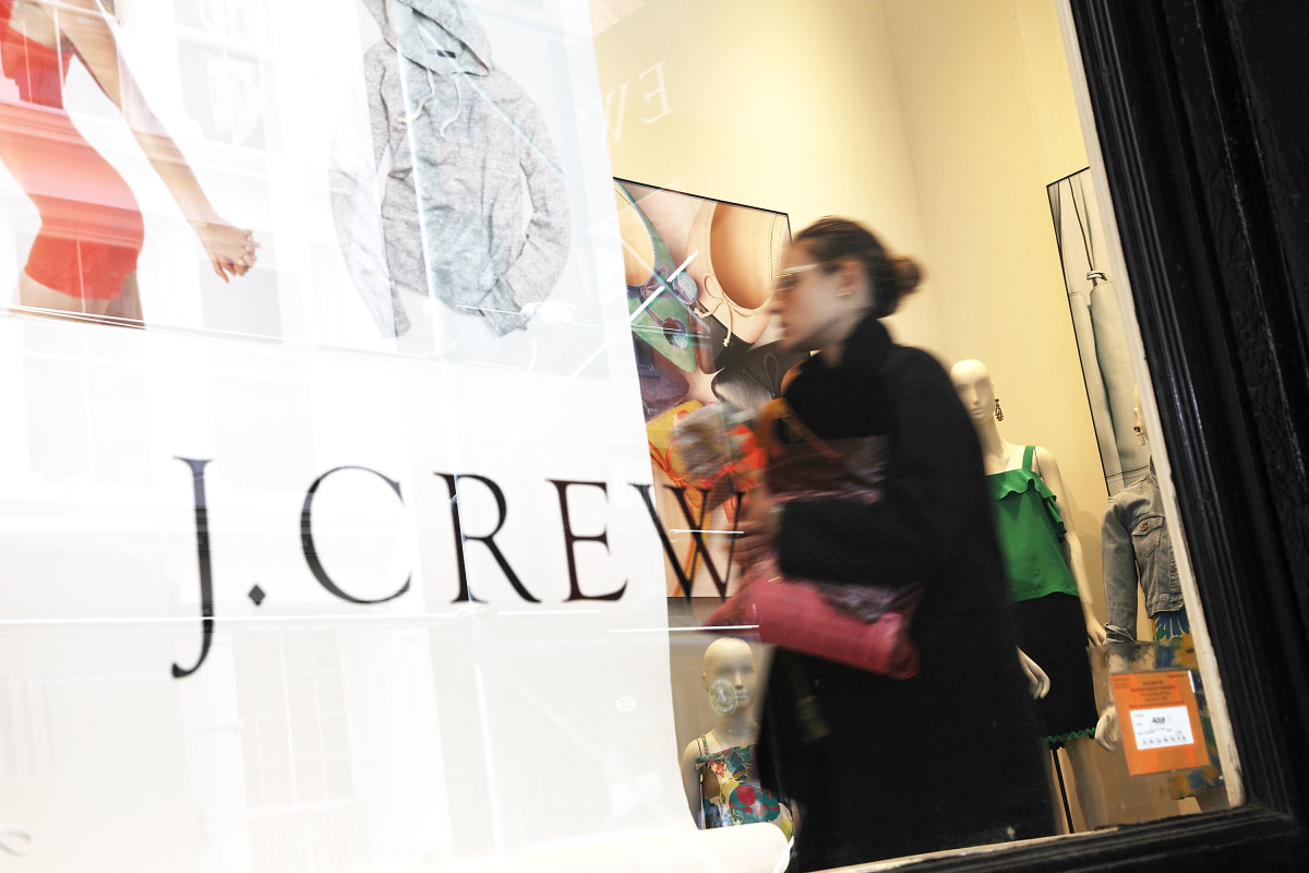 jcrew store earnings