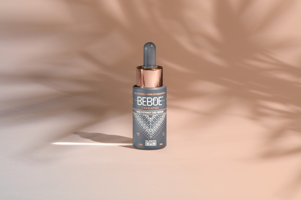 Sérum pour le visage Beboe Therapies, 148 $. Photo: Gracieuseté de Beboe