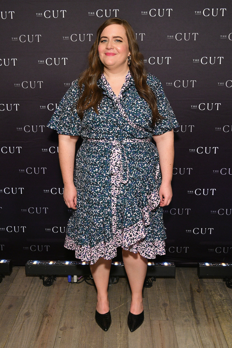 "Aidy Bryant at  The Cut's ""How I Get It Done."" Photo: Dia Dipasupil/Getty Images for New York Magazine"