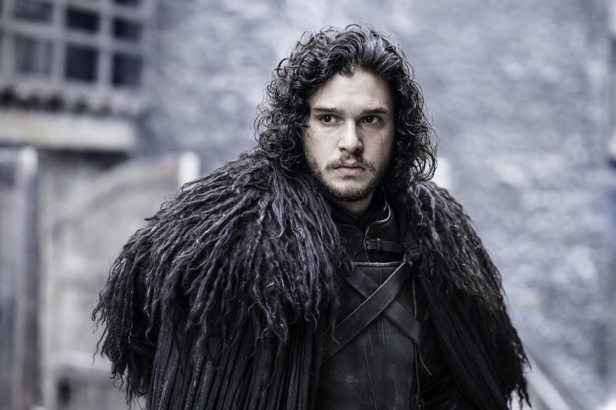 Jon Snow does not shop at Ikea. Photo: Helen Sloan/HBO