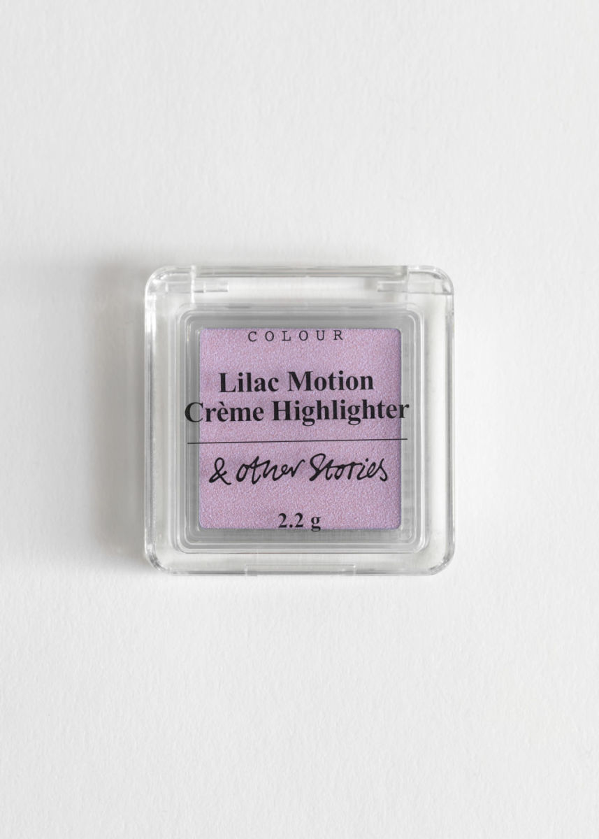 & Other Stories Lilac Motion Crème Highlighter, $15, available here.
