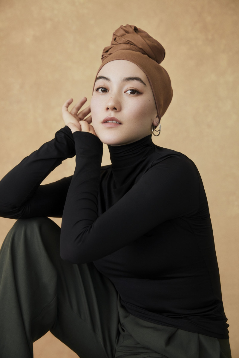 Hana Tajima. Photo: Courtesy of Uniqlo