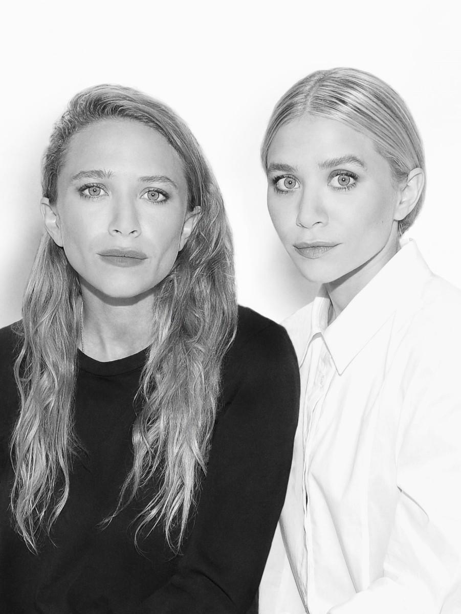 Mary-Kate and Ashley Olsen. Photo: Courtesy of Kohl's