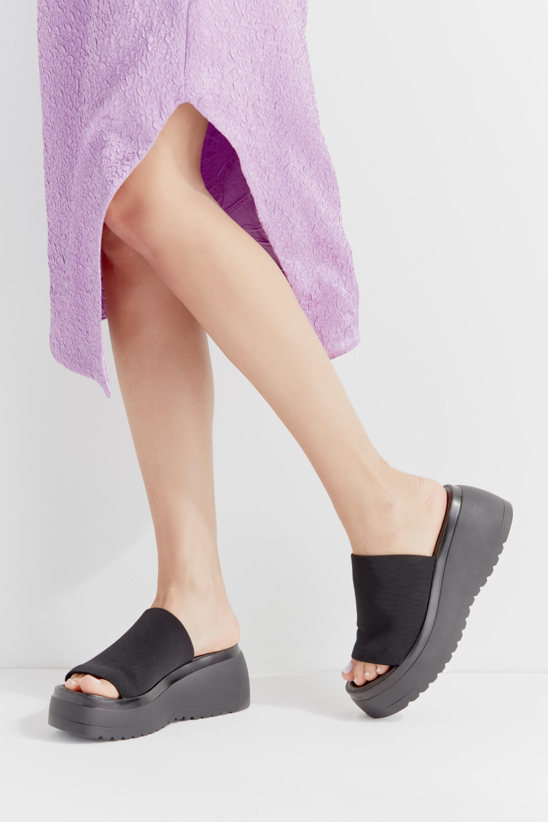 d30a85b429 Steve Madden UO Exclusive Slinky Platform Sandal, $70, available here.