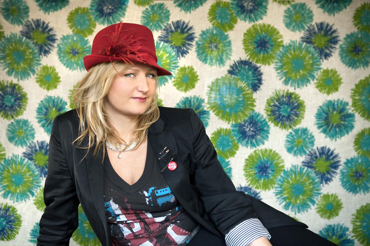 Mona May. Photo:Kiino Villand/Courtesy of Mona May