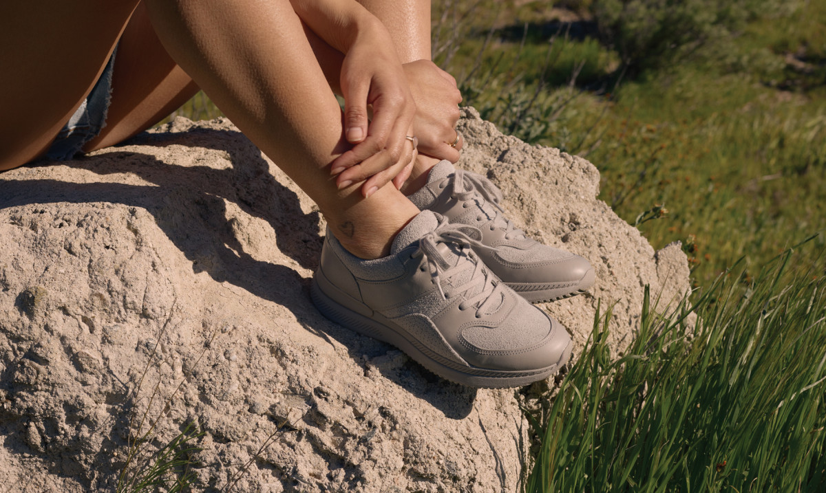 Creating Sustainable Sneakers