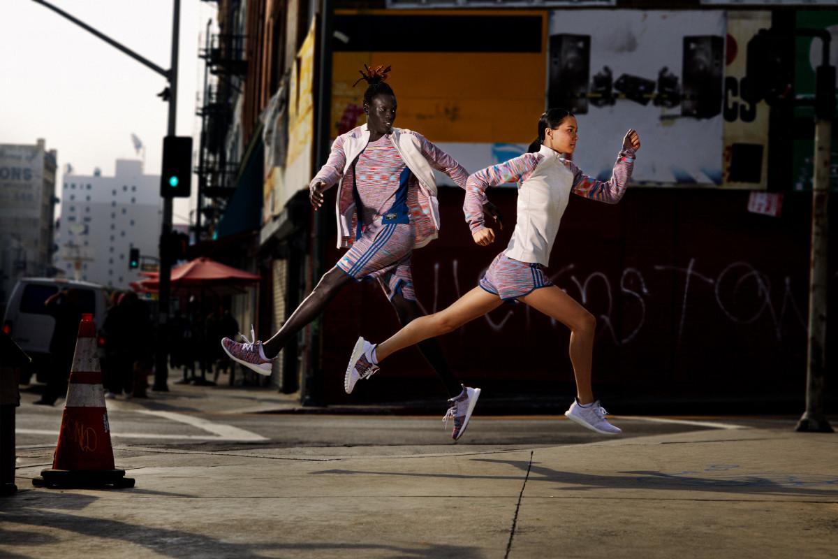 Photo: Courtesy of Adidas x Missoni