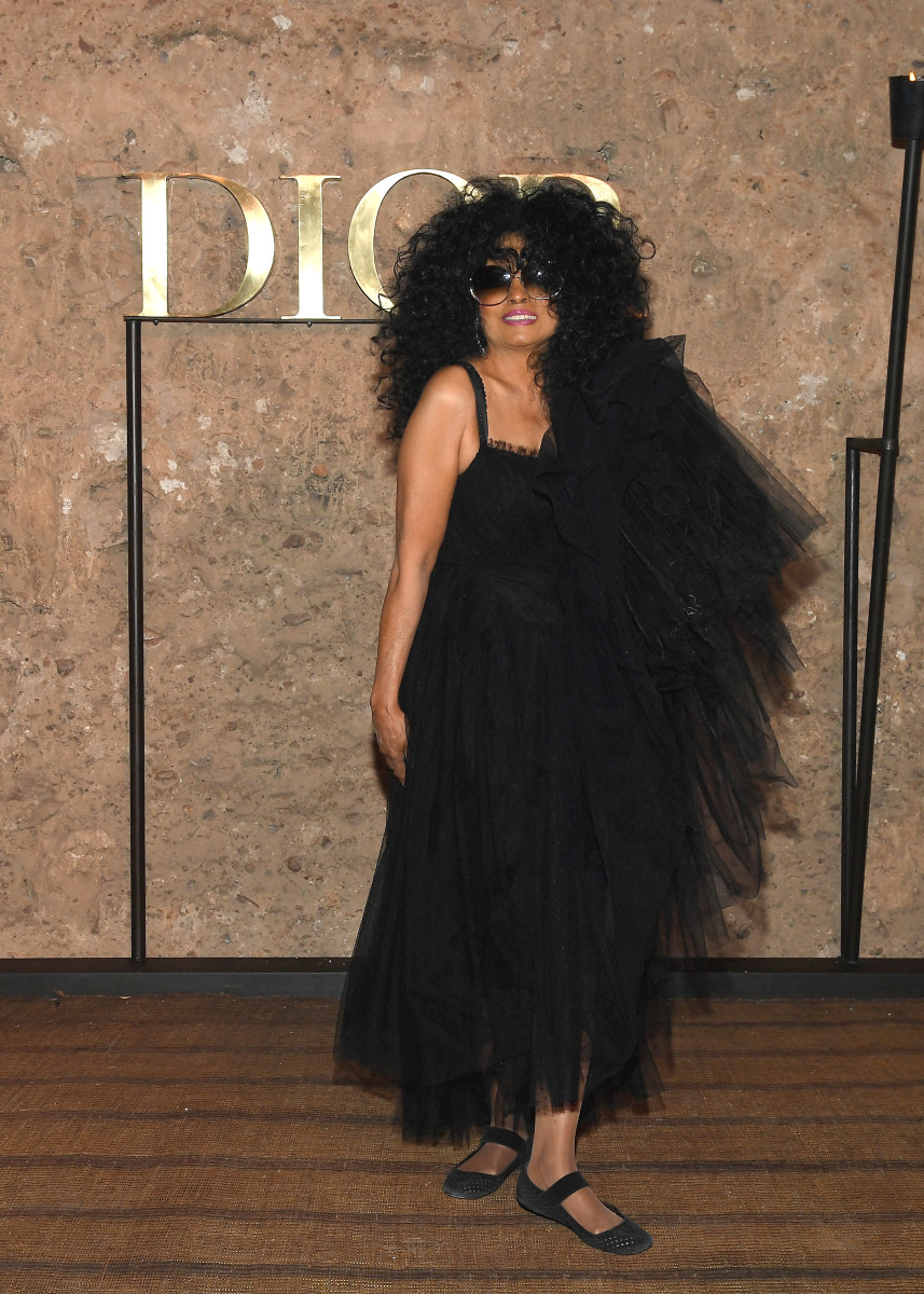 Diana Ross Tour 2020 See What Diana Ross (and Lots of Other Celebrities) Wore to Dior's