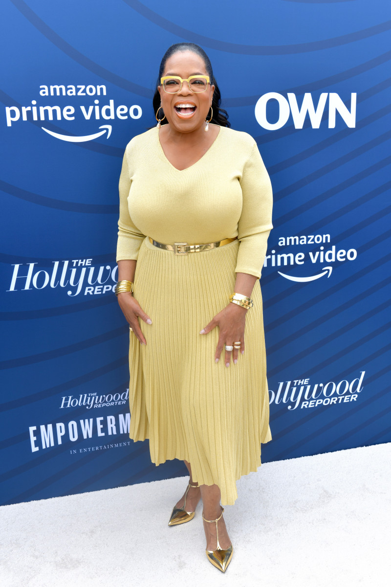 It's Oprah. Do we need to say more? Photo: Rodin Eckenroth/Getty Images