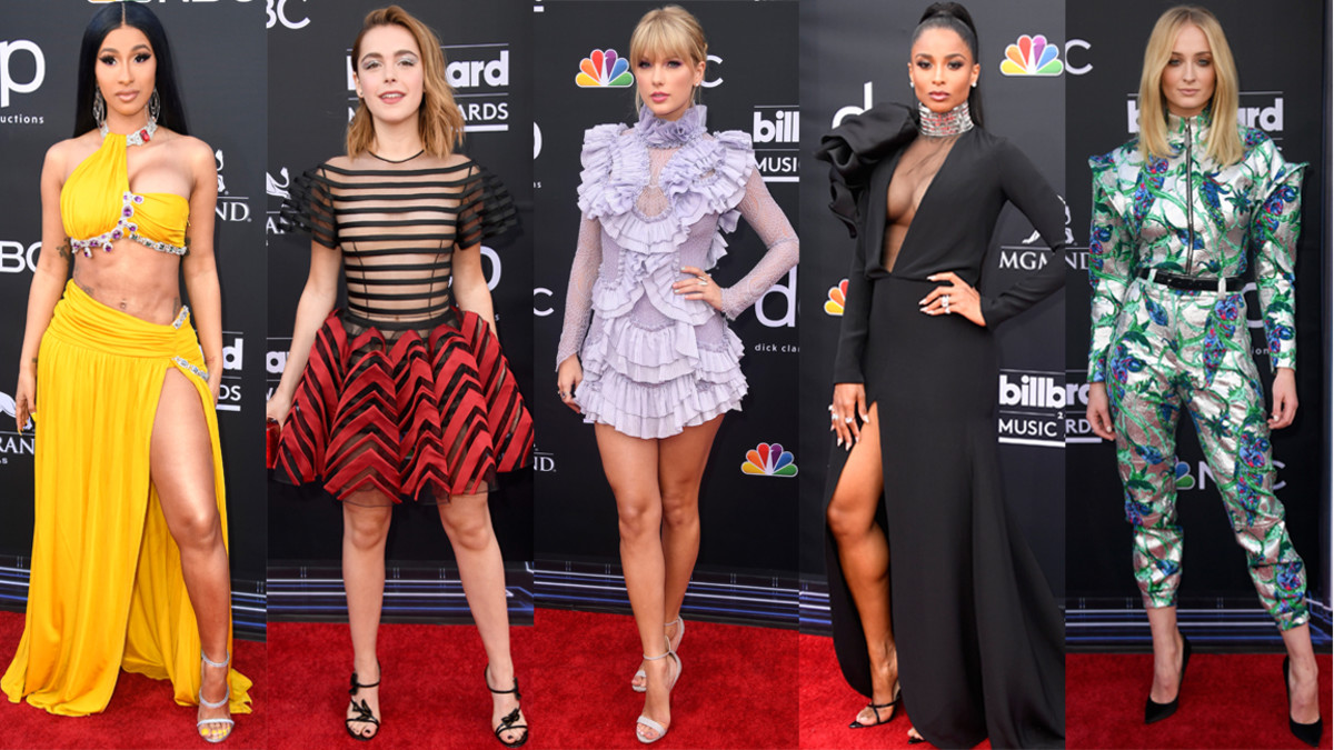 See the Best-Dressed Celebrities at the 2019 Billboard Music