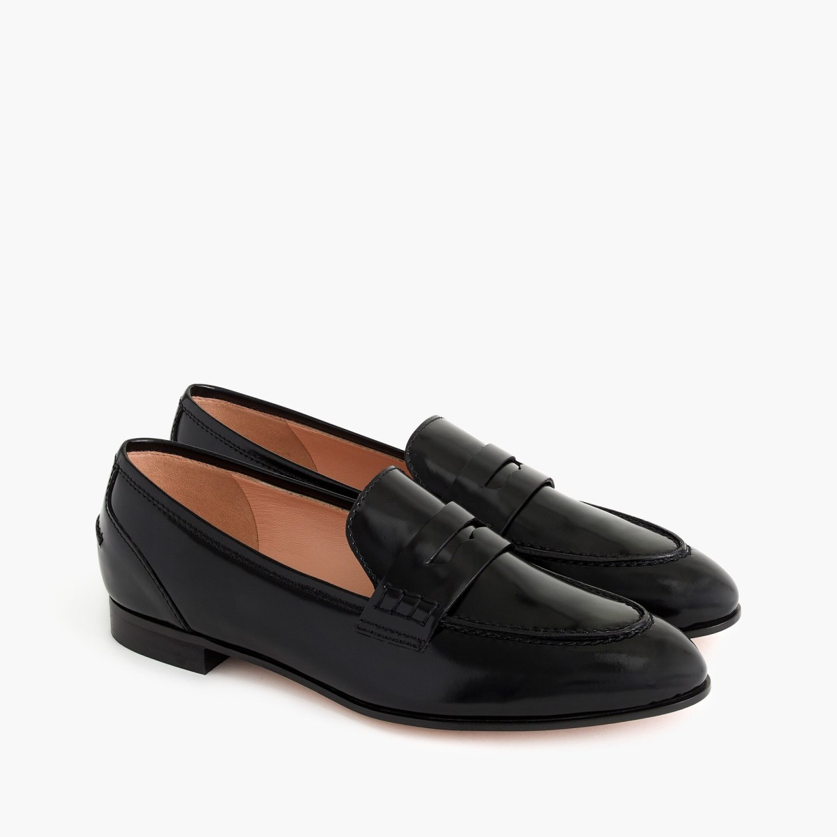 J.Crew Academy Penny Loafers, $178, available here.