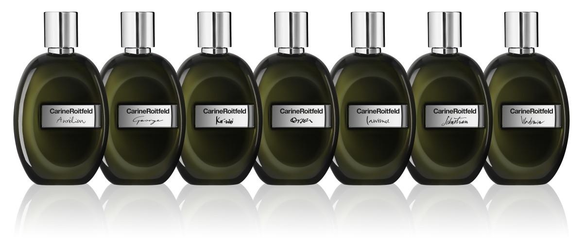 "Carine Roitfeld Parfums ""7 Lovers."" Photo: Courtesy of Carine Roitfeld Parfums"