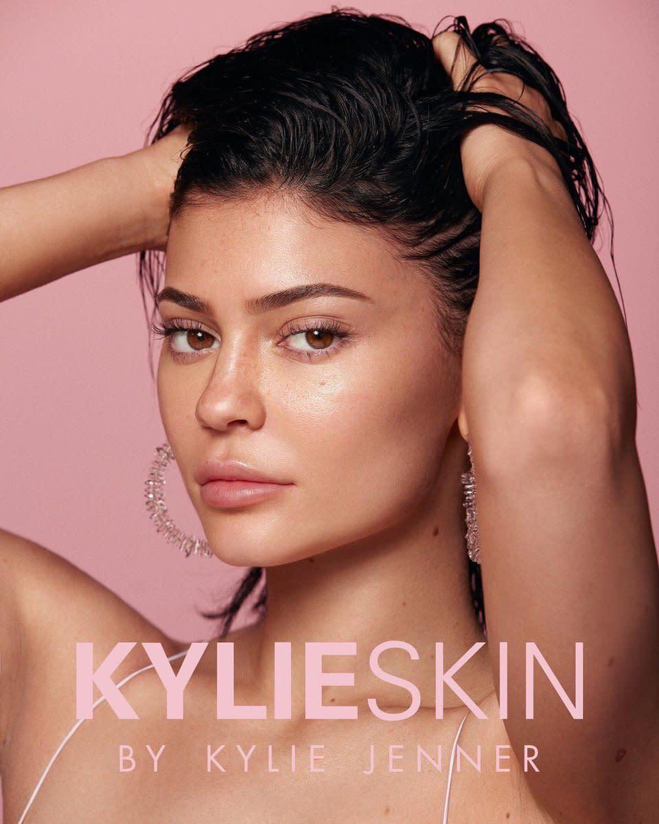 Image result for kylie skin logo