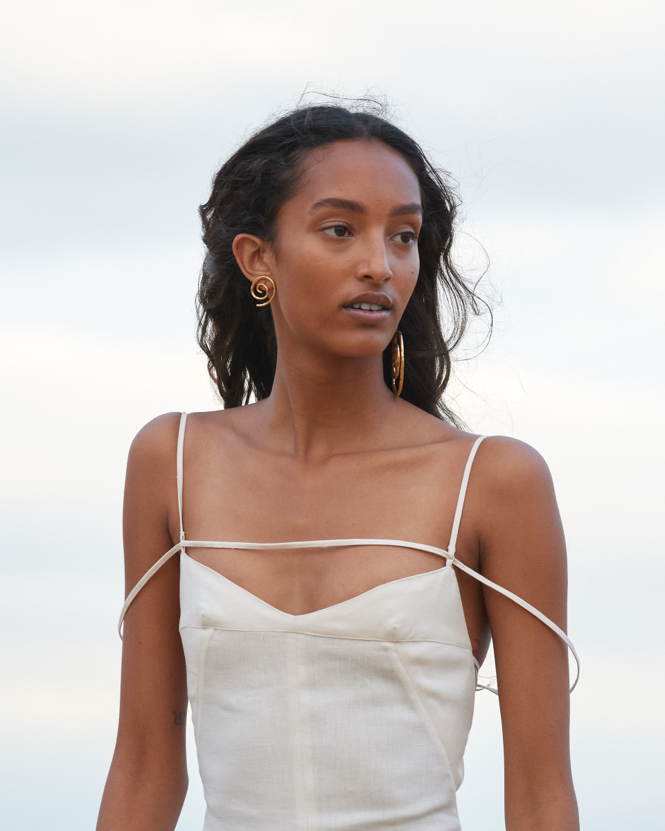 Details from the Jacquemus Spring 2021 collection.