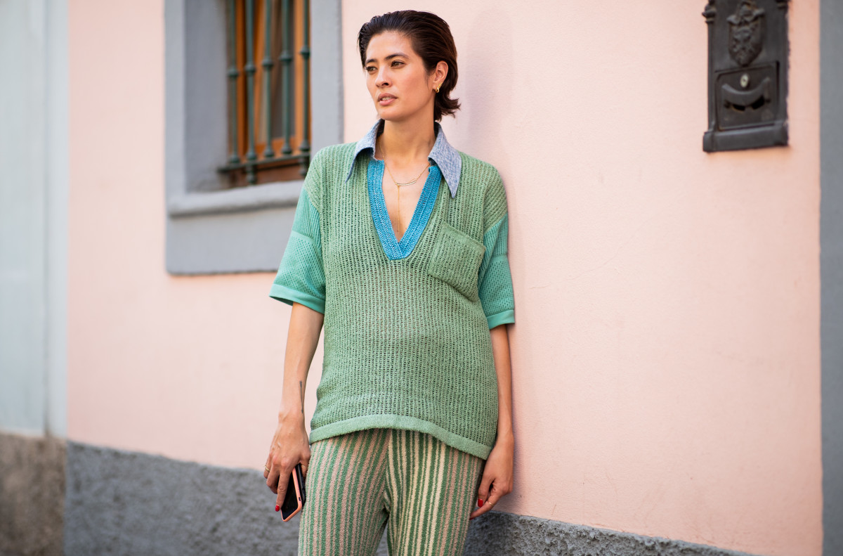 short-sleeve-knit