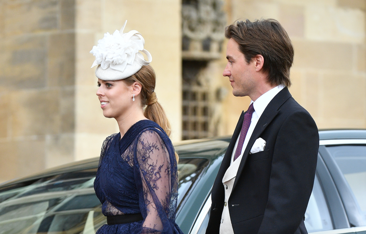 Must Read Princess Beatrice S Vintage Wedding Dress The Missed