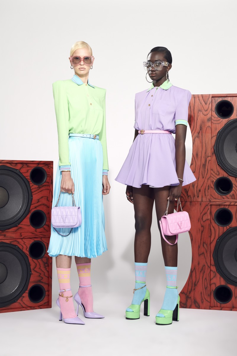 Designers Are Serving up Joyful Cotton Candy Pastels for Resort 2021 -  Fashionista