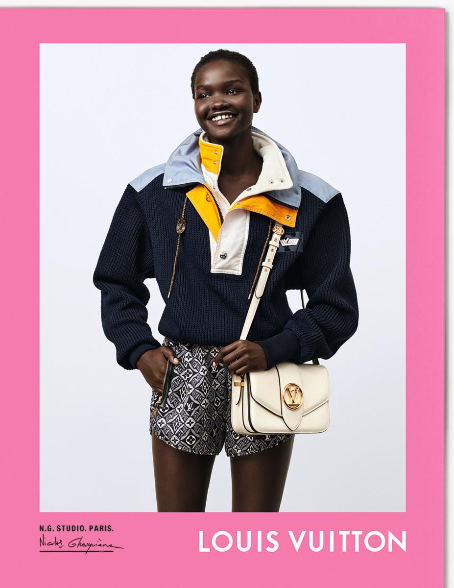 Louis Vuitton Fall 2020.