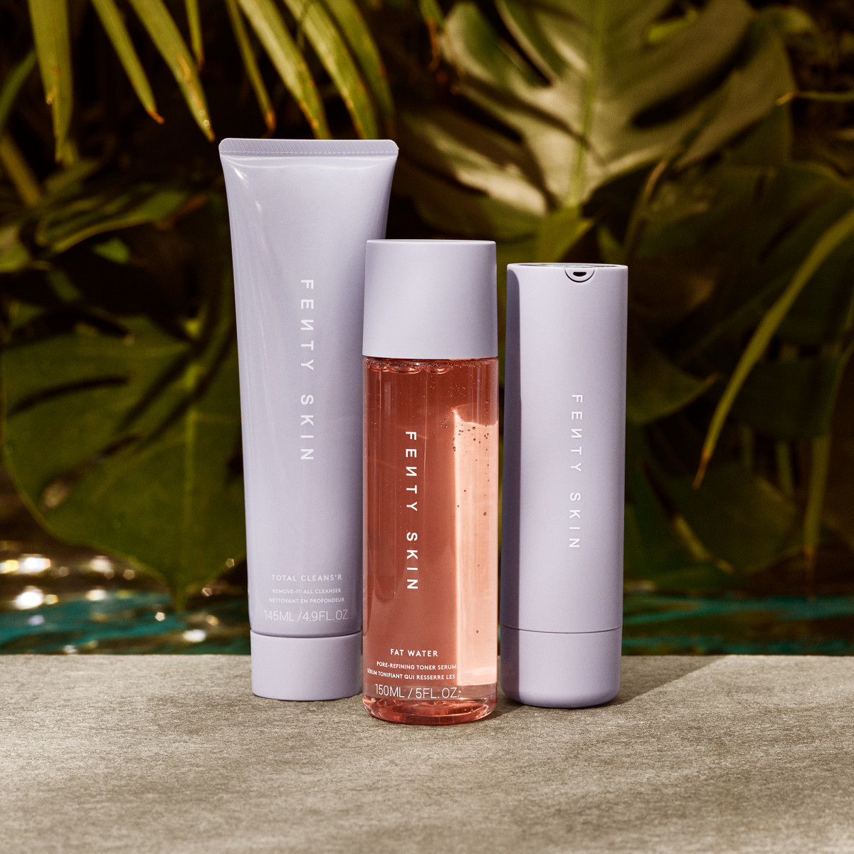 Fenty Skin Start'rs, $75 for the set, available here.