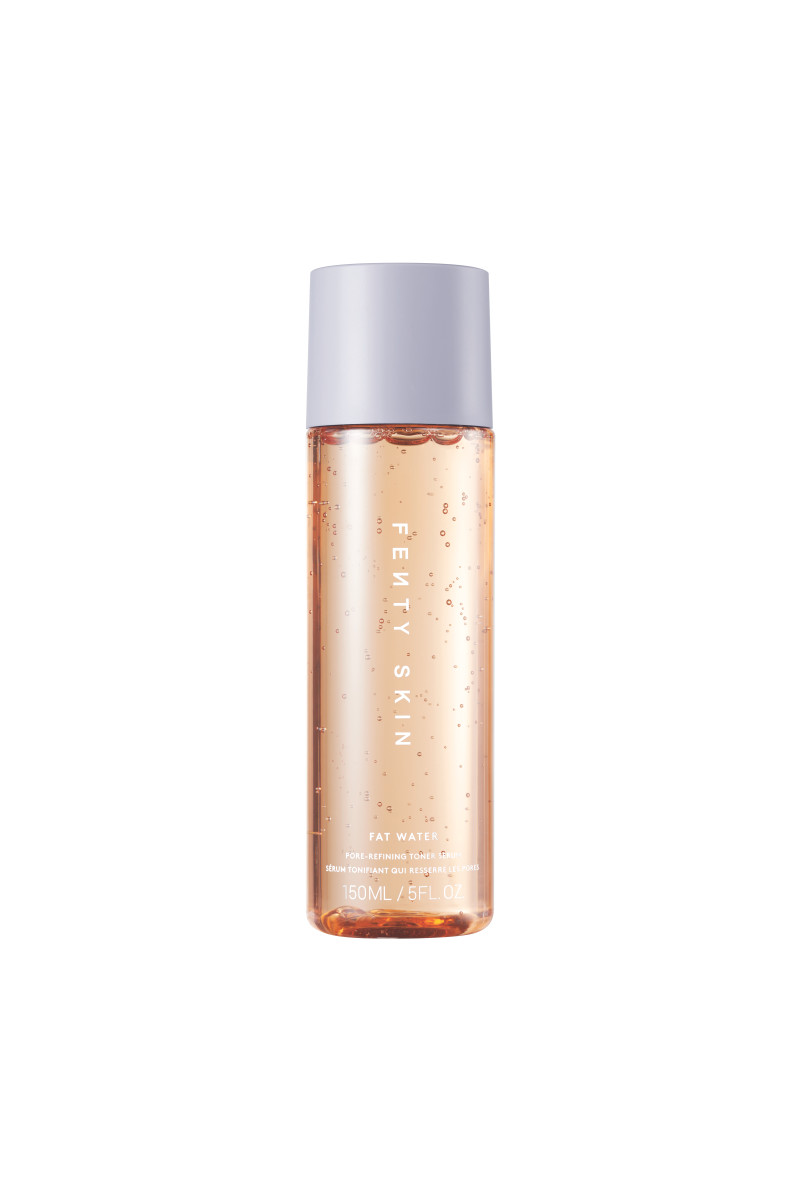 Fenty Skin Fat Water Pore-Refining Toner Serum, $28, available here.