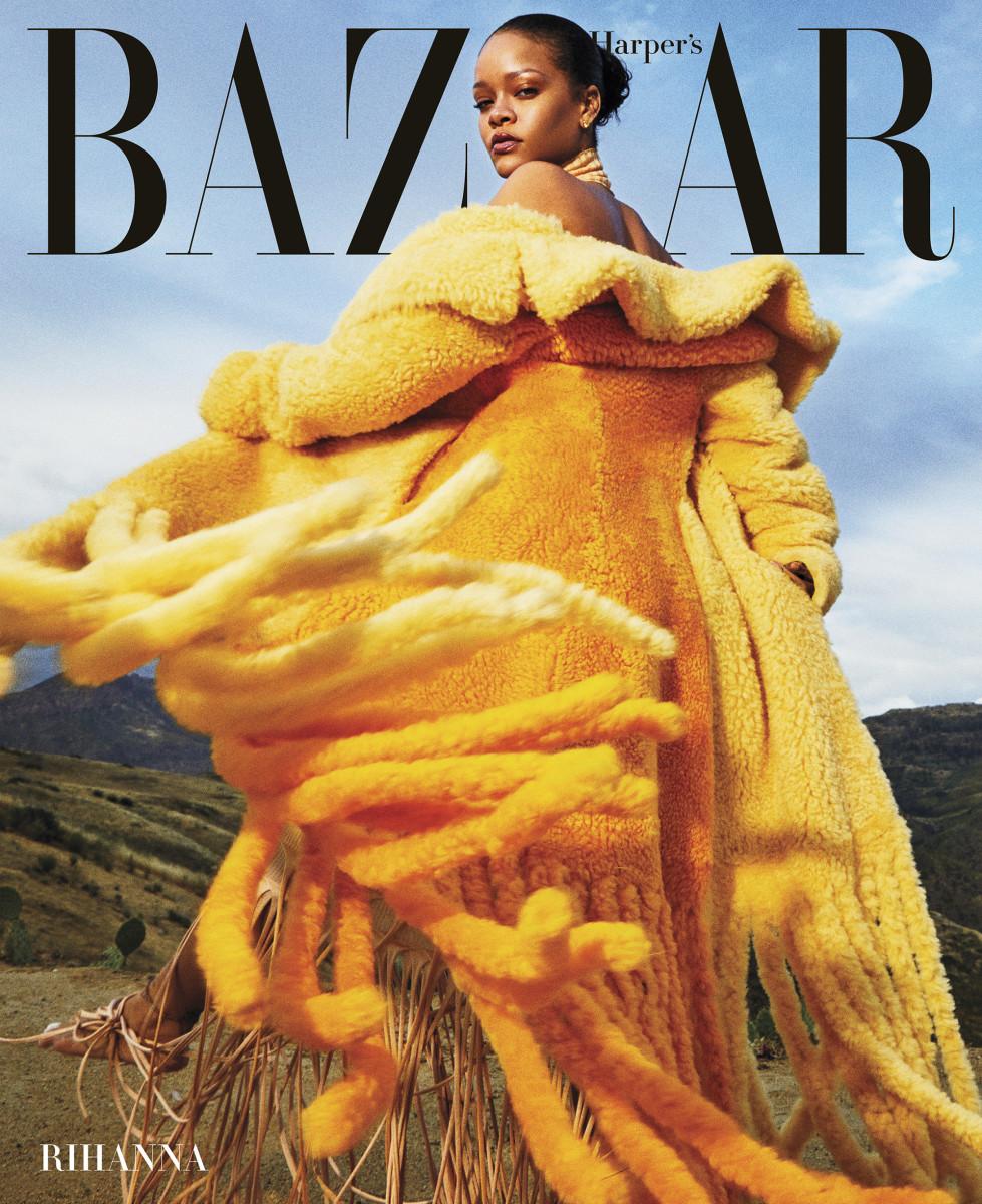 Harper's Bazaar_Sept2020_Rihanna_cover_2