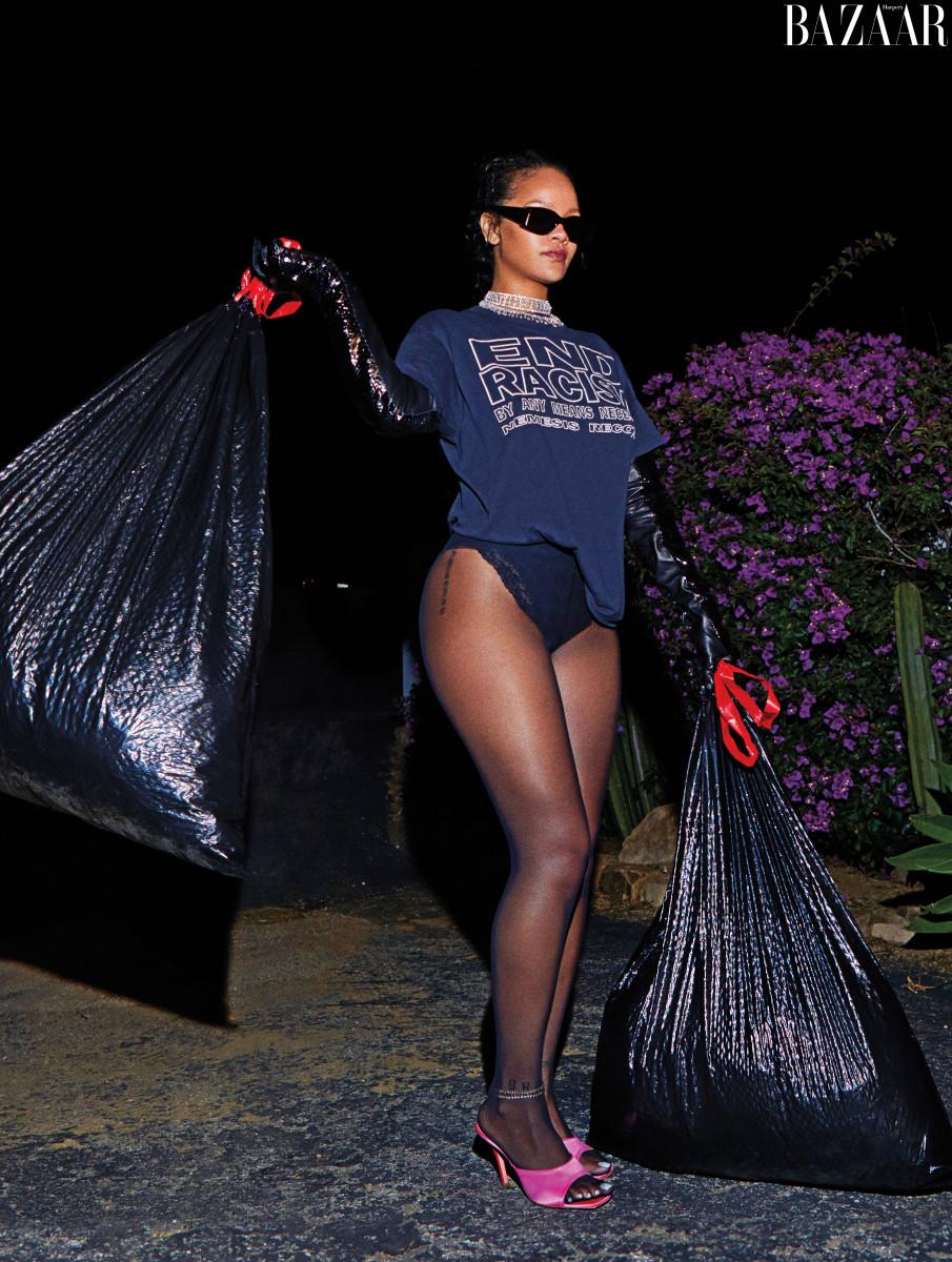 Rihanna September 2020 Harper's Bazaar