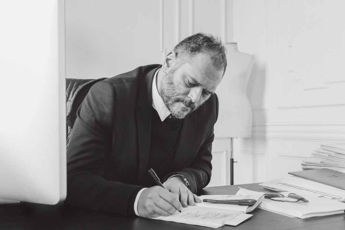 Polimoda Director Danilo Venturi