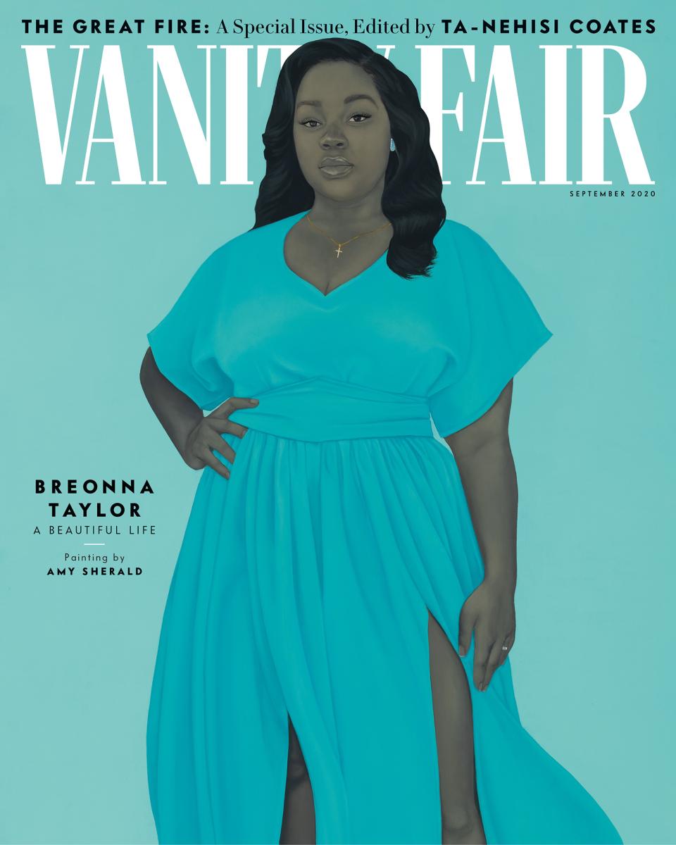 vanity fair cover breonna taylor