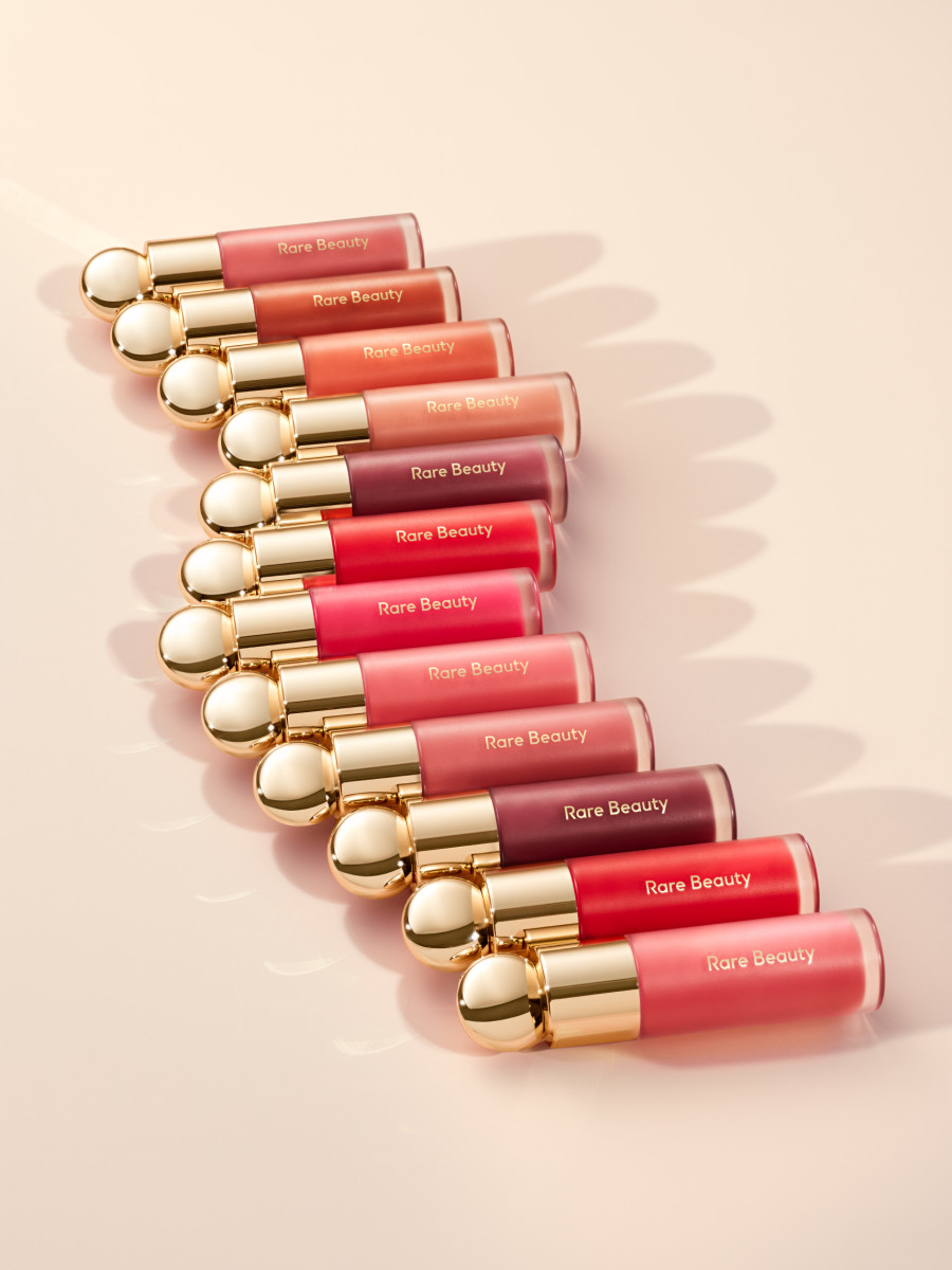 Rare Beauty Lip Soufflé Matte Lip Cream.