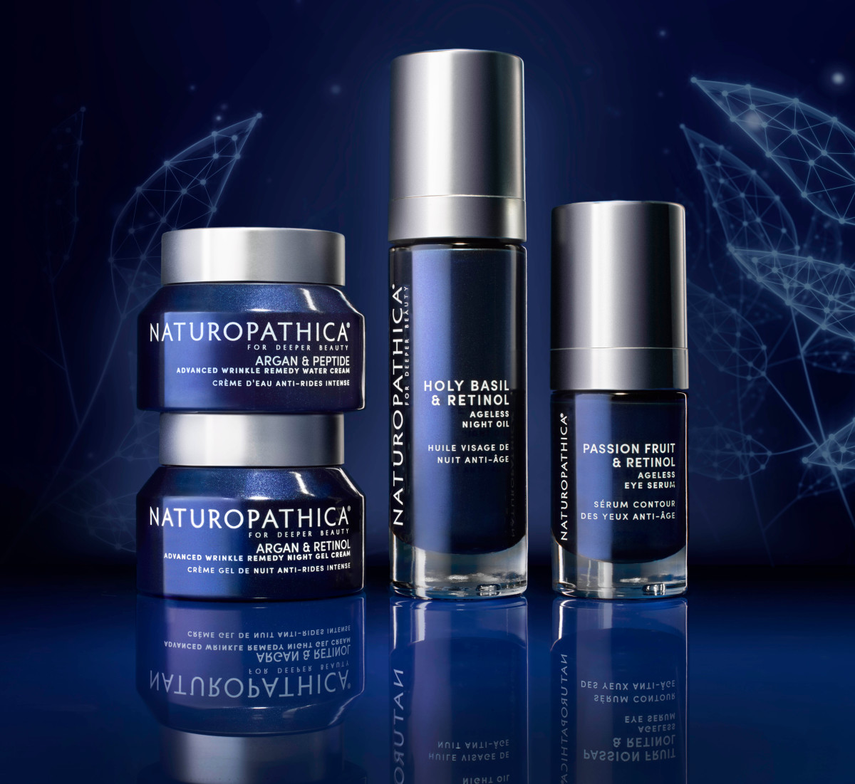 Naturopathica's Retinol Collection.