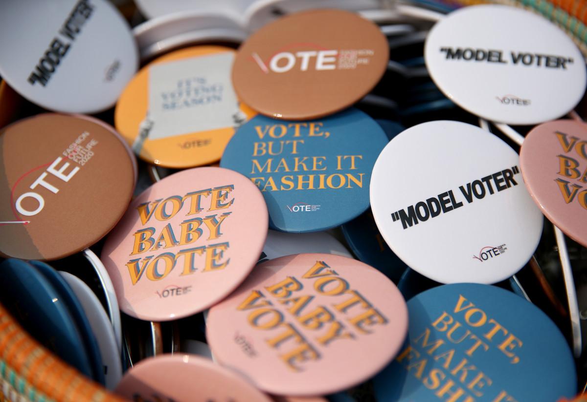fashion vote 2020 politics repercussions