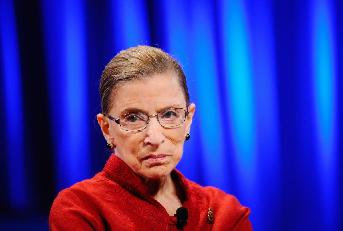 Ruth Bader Ginsburg 2010