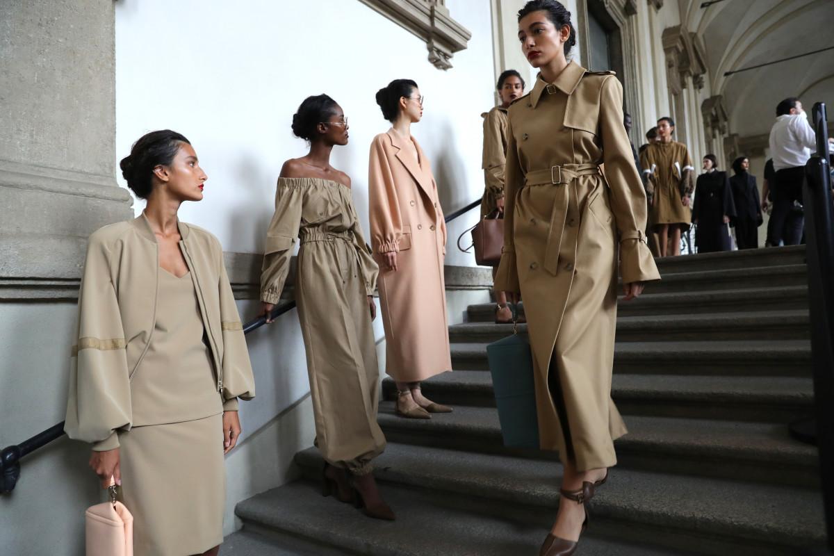 milan fashion week focused on reality