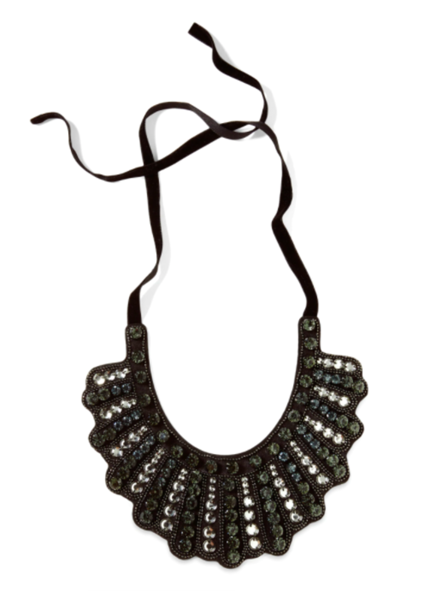Banana Republic Notorious Necklace, $98, available here.