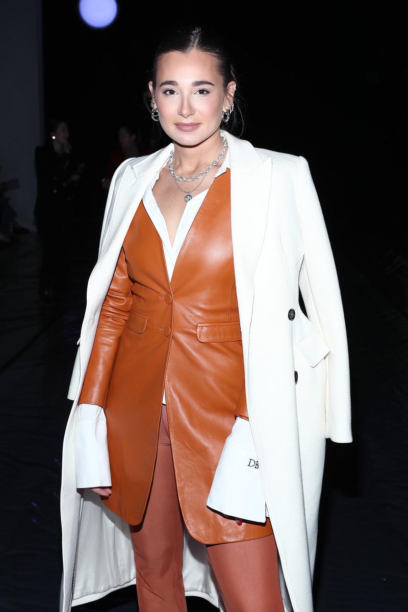 Danielle Bernstein NYFW February 2020