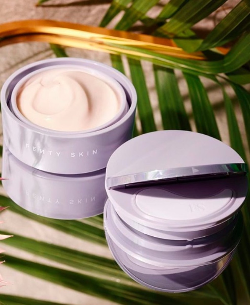 Fenty Skin Instant Reset Overnight Recovery Gel-Cream, $40, available here.