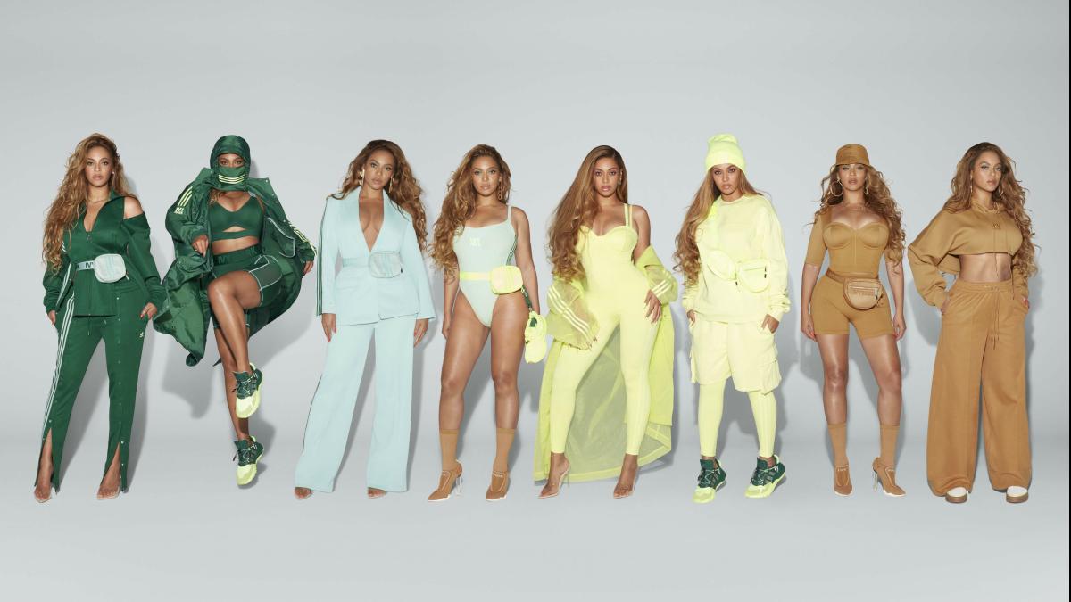 Beyoncé's New Size-Inclusive Ivy Park x Adidas Line Is Here