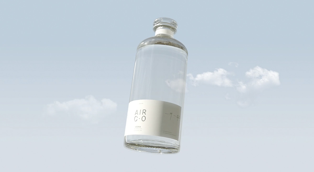 Air Company vodka.