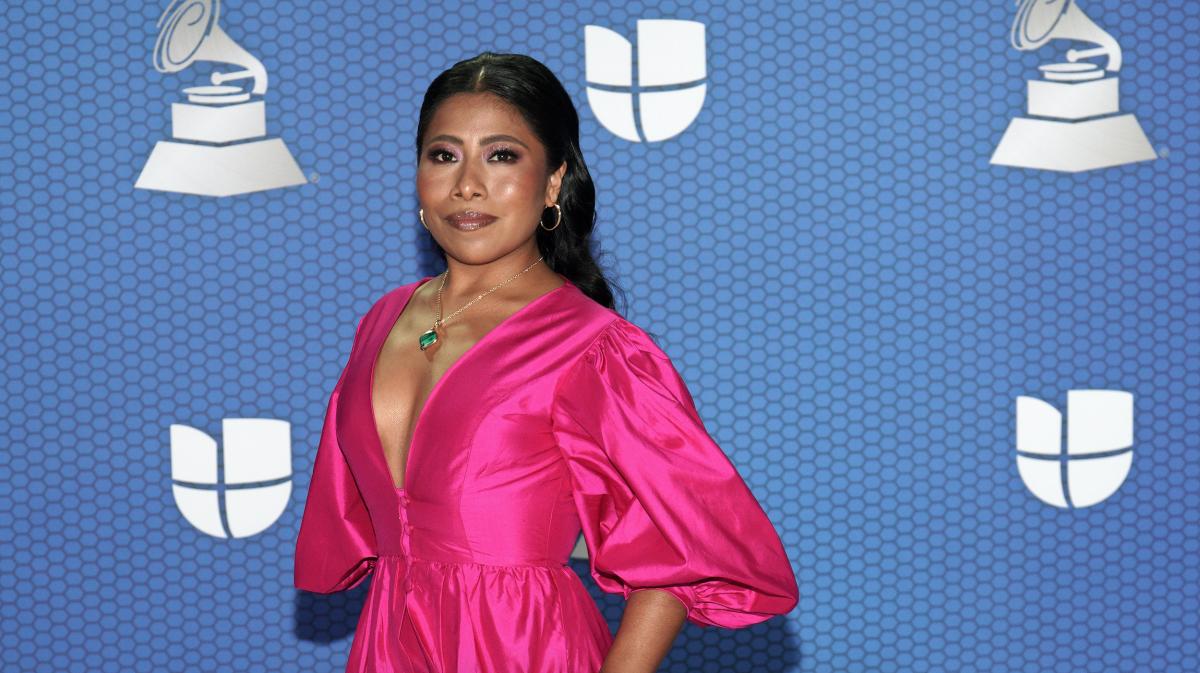 Everything Yalitza Aparicio Wore to Host the 2020 Latin Grammys