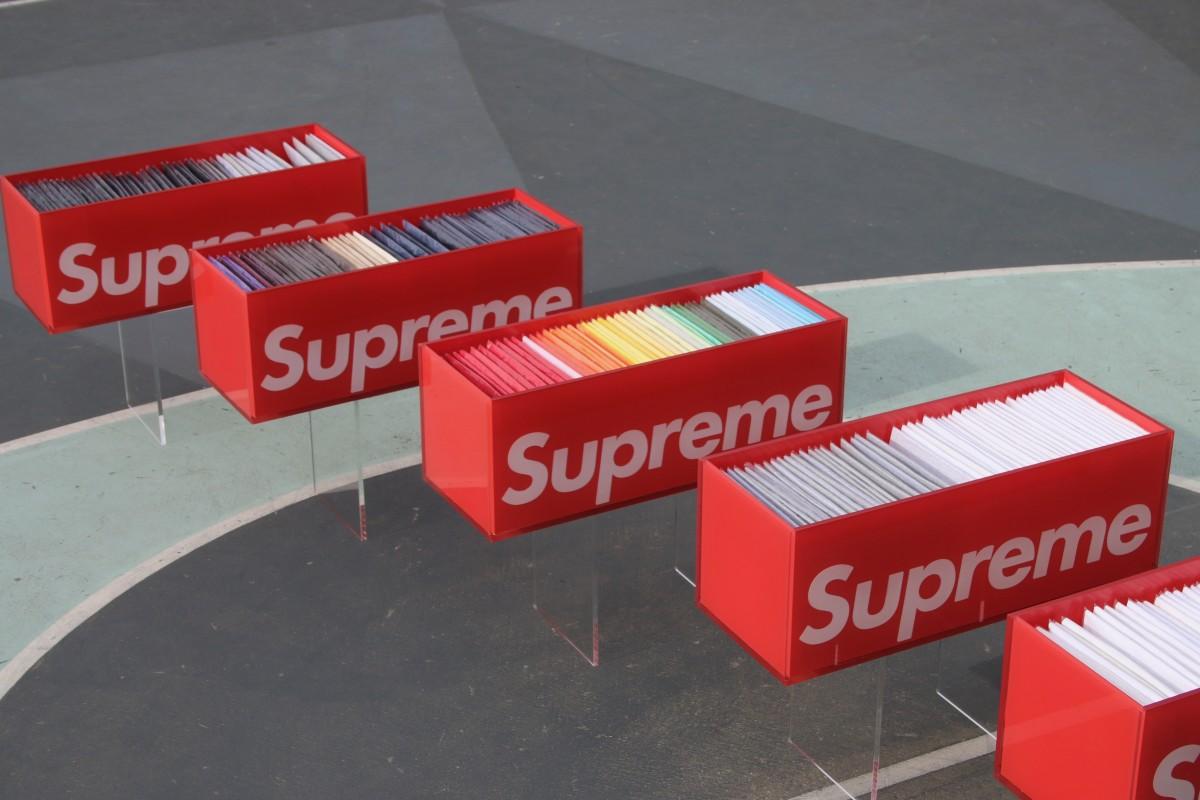 supreme box logo james bogart christies 7