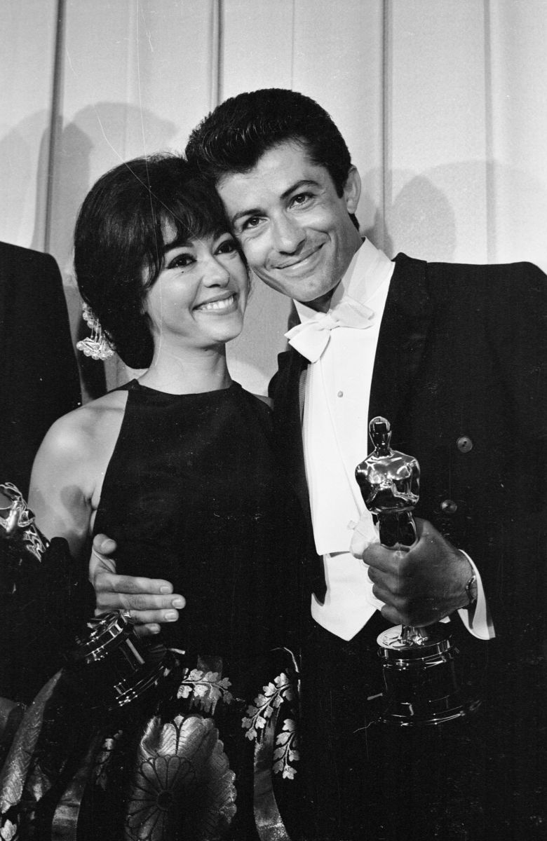 Rita Moreno 11th April 1962