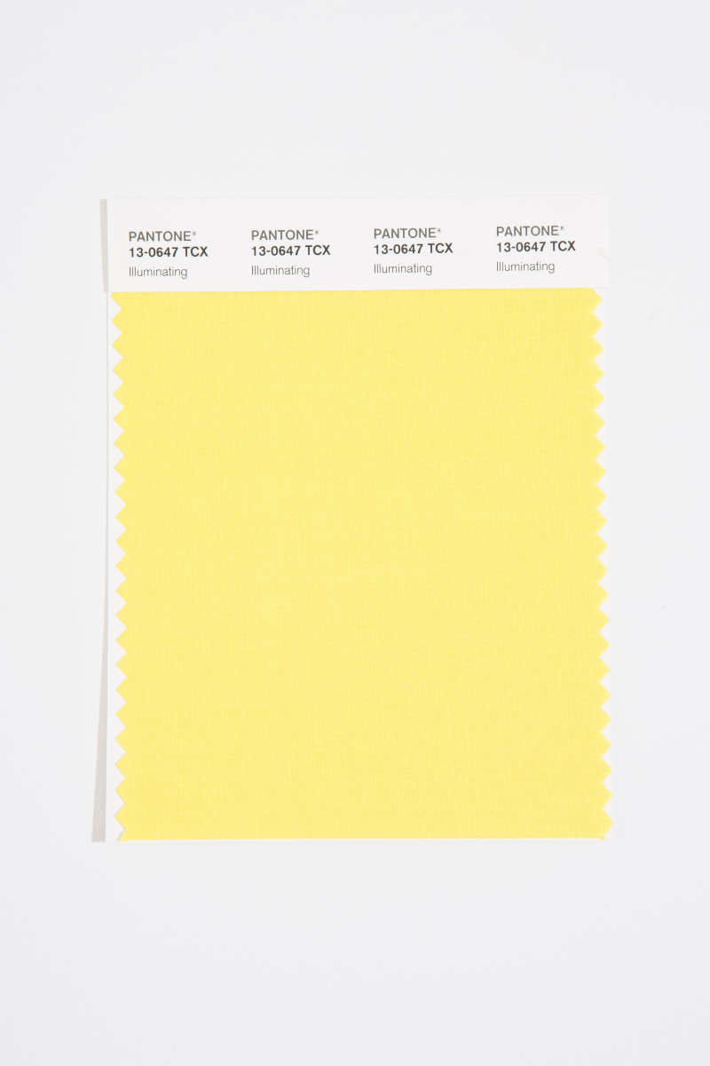 Pantone Announces Two Colors Of The Year For 2021 Fashionista