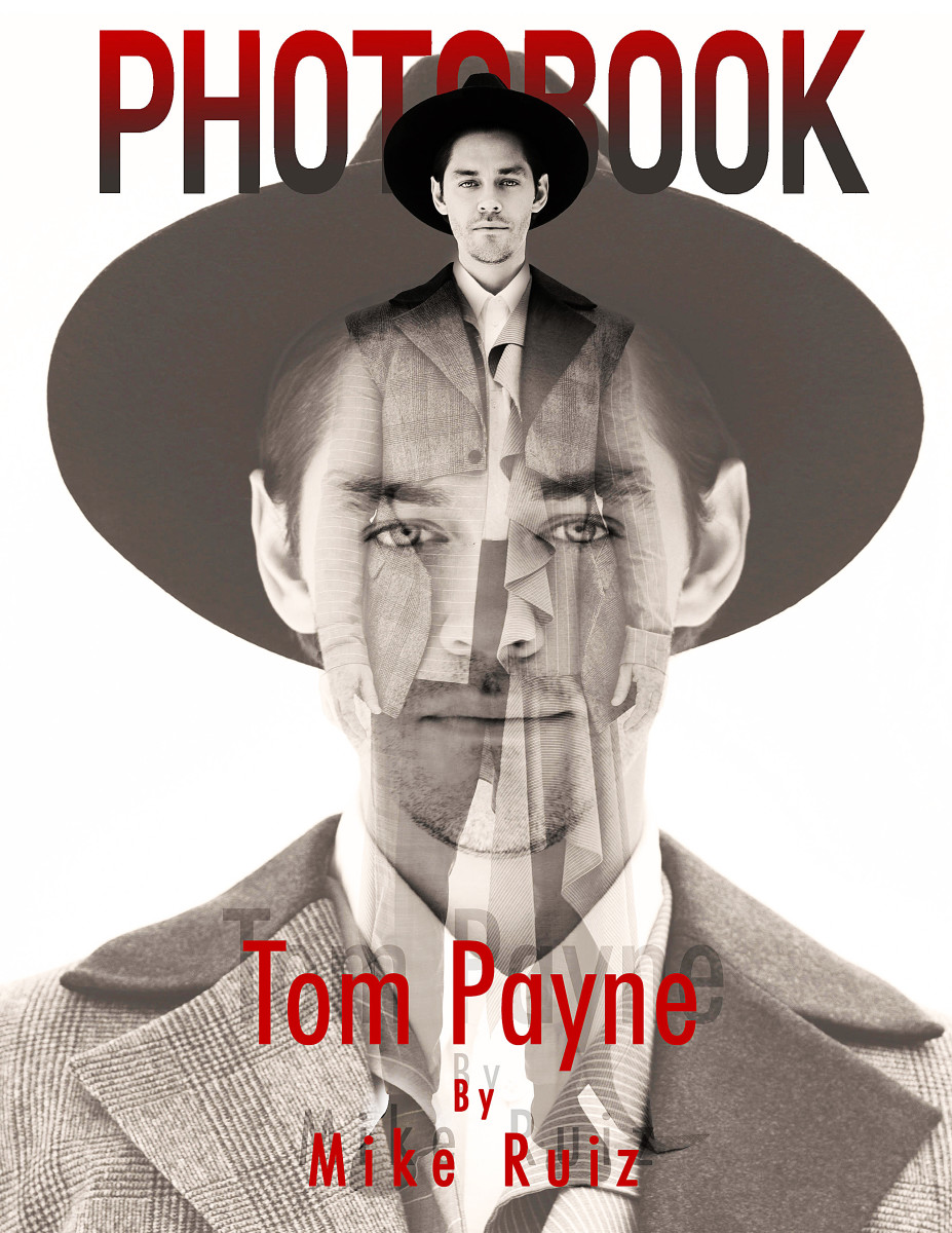 PhotoBook Tom.Payne.Cover