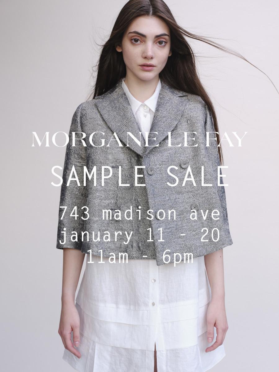 mlf sample sale 2021 2